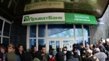 Ukraine leader urges calm after big bank nationalised