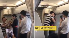 Airline reportedly fired flight attendant after she got engaged midflight