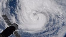 NASA Astronauts Share Images Of Hurricane Harvey From Space
