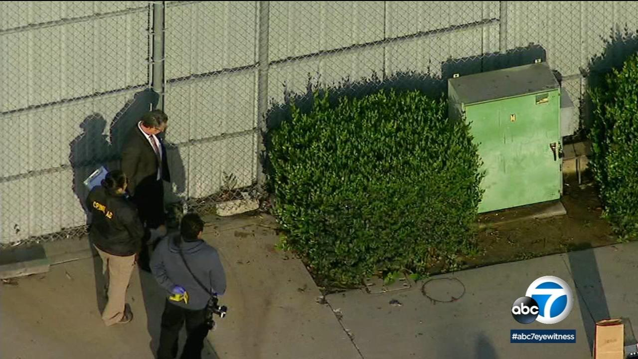 15-year-old girl's body found in industrial area of Compton