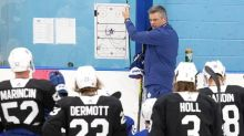 Keefe, Tortorella set to match wits as Maple Leafs prepare to meet Blue Jackets