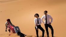Tessa Thompson se negó a repetir en Men in Black: International una frase de Will Smith
