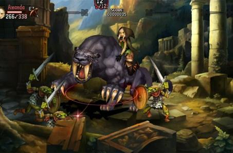 PSA: Dragon's Crown cross-play update now on PS3, PS Vita