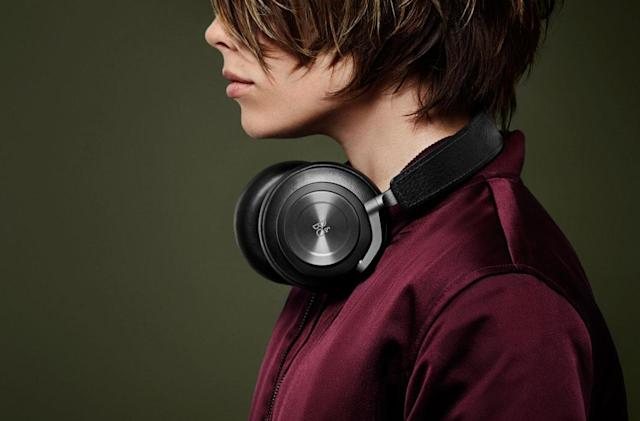B&O Play's H7 headphones trade silence for longevity