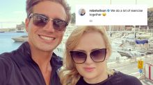 Rebel Wilson's risqué comment about new beau, 29: 'Wink wink!'