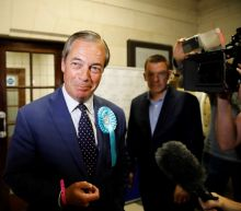 Britain's Brexit Party triumphs in EU vote