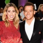 "Stacey Solomon and Joe Swash would ""love"" to have more children"