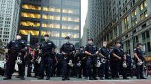 Police across US speak out against Minneapolis custody death