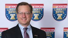 Longtime AutoZone official named president of Liberty Bowl association