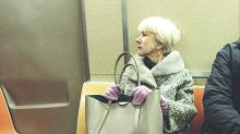 Dame Helen Mirren & Others Who Have Made the Subway So Much More Glam