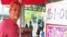 Senhor de 72 anos distribui sorvete grátis todo ano no dia de seu aniversário
