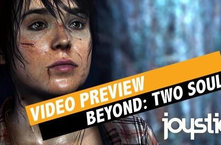 Beyond: Two Souls Video Preview