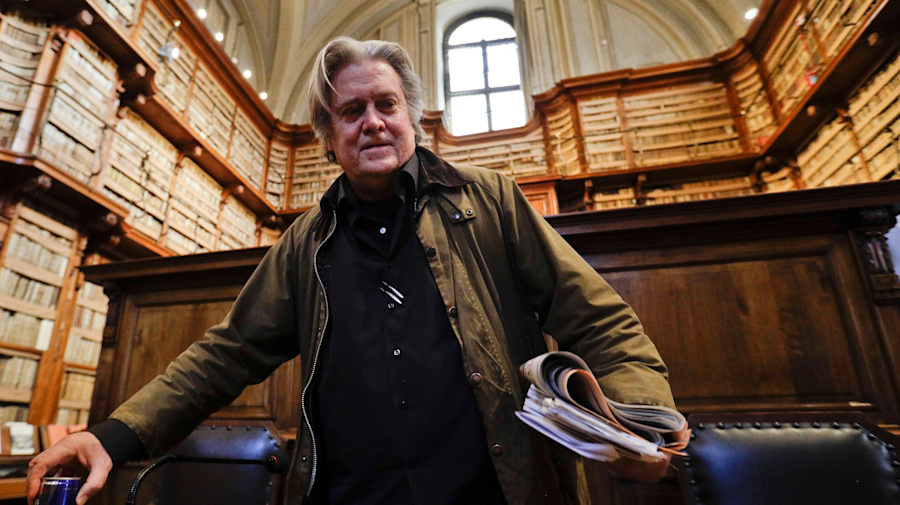 Bannon: If Trump lasts next 6 months, he'll win in 2020
