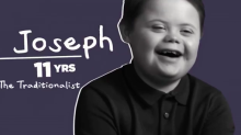 Boy with Down syndrome becomes latest River Island model