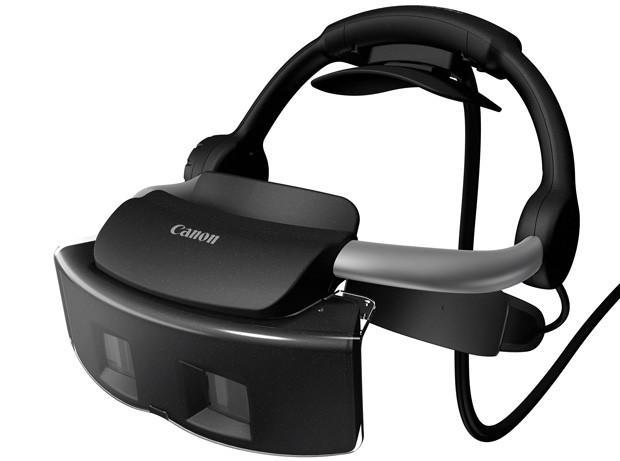 Canon MREAL Mixed Reality headset hitting US March 1st for $125,000