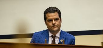 Now the House is also scrutinizing Matt Gaetz