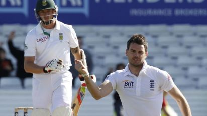 Analysing the reasons why Dale Steyn is a better Test bowler than James Anderson