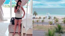 Mayra Cardi reclama ao encontrar homens no teto fotografando seu apartamento