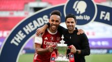 Arteta confident FA Cup winner Aubameyang will stay at Arsenal