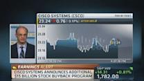 Pro expected better revenues for Cisco