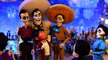 How 'Coco' makes new musicians out of actors Gael García Bernal and Benjamin Bratt