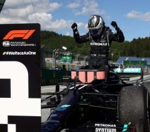 Austrian Grand Prix LIVE: Lewis Hamilton misses out on podium as Valtteri Bottas wins