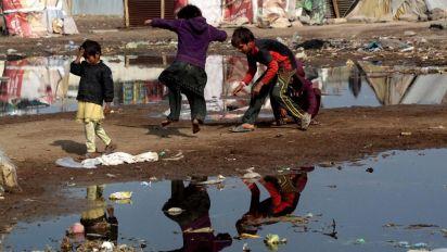 Senza futuro, gioco, istruzione: 180 milioni di bambini a rischio