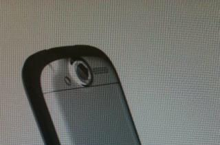 T-Mobile's apparent myTouch 3G HD gets spied from the rear