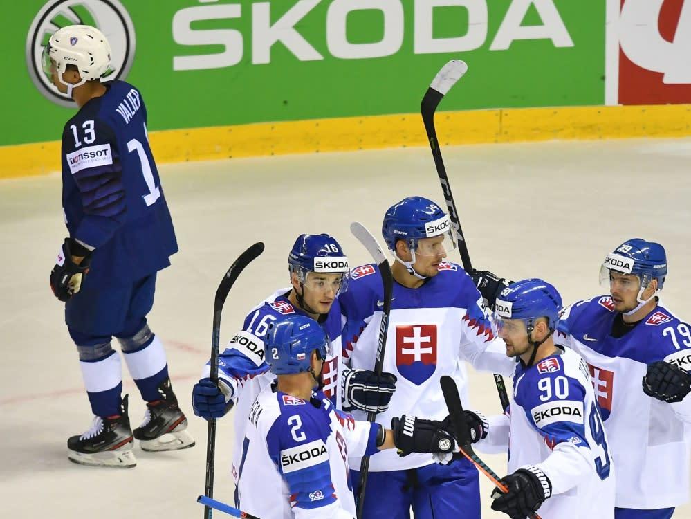 Eishockey Wm 2021 Slowakei