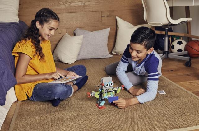 Ubtech's latest educational, dancing robot is bigger and more lifelike