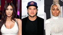 Kim Kardashian on Brother Rob's 'Revenge-Porn Lawsuit': 'My Brother Did Post Photos of' Blac Chyna