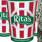 Rita's says someone 'misappropriated' their mascot during abortion rights protest