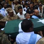 State funeral for Pakistan's 'Mother Teresa'