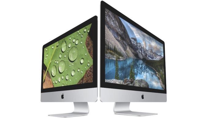 """El iMac de 21,5"""" por fin tiene 4K mientras que el de 27"""" se rinde de pleno al 5K"""