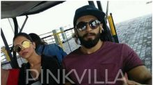 Deepika and Ranveer do spend quality time together and here's proof!