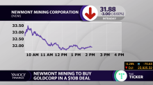 Newmont Mining to buy Goldcorp in a $10B deal