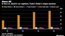 Tesla Appears to Turn a Corner, Lifting Valuation to $80 Billion