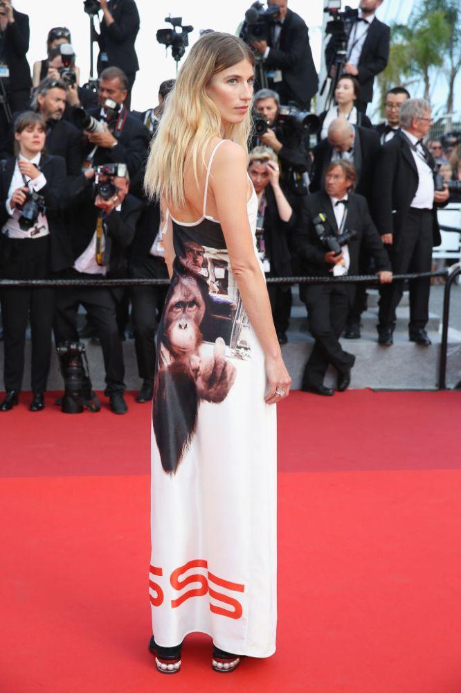 Veronika Heilbrunner at Cannes May 2017