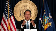 New York COVID hospitalizations at new low since mid-March, Cuomo says