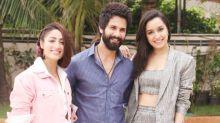 In Pics: Shahid, Shraddha and Yami Promote 'Batti Gul' With Style
