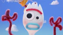 Tony Hale explains why 'Toy Story 4' favorite is named Forky — not Sporky