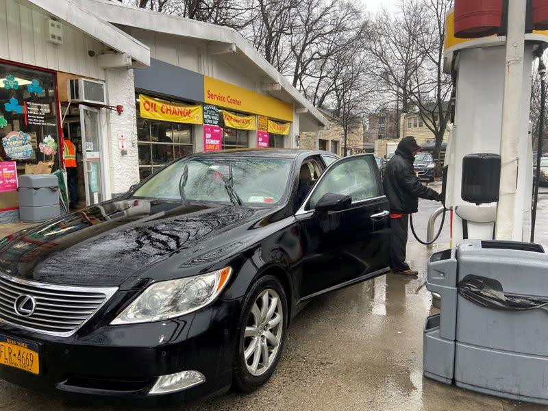 Gasoline pushes U.S. consumer prices higher in December