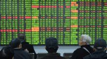 Asia shares slip into earnings season, U.S. data deluge