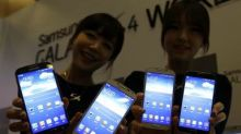 New Samsung smartphone to hit shops