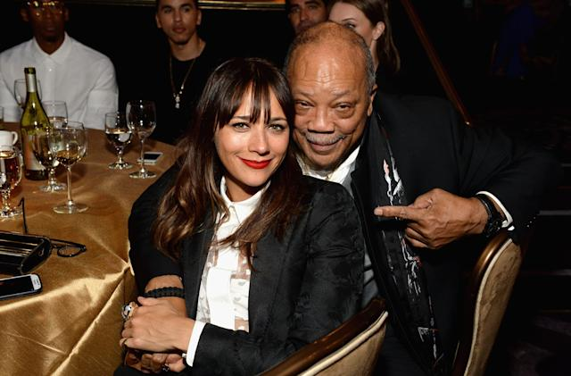 Rashida Jones will co-direct Netflix documentary celebrating her father