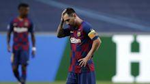 Messi could've avoided Barca crisis – Crespo