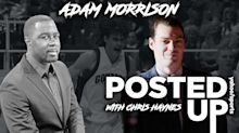 Adam Morrison talks Gonzaga's run, playing with Kobe, working in media