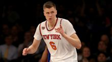 NBA trade rumors: Kristaps Porzingis emerges as primary target in Kyrie Irving trade search