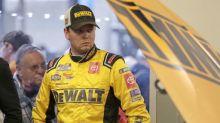 Jones gets advice on life after Joe Gibbs Racing from Logano