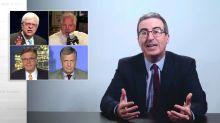 John Oliver Unloads On Right Wing Media's 'Death Cult' Over Coronavirus